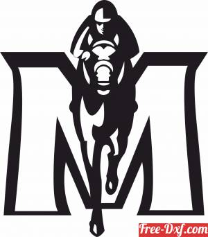 download Murray State Racers logo free ready for cut