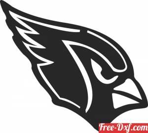 download Arizona Cardinals NFL team logo free ready for cut