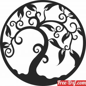 download tree of life clipart free ready for cut