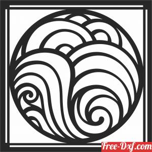 download wall decor sign pattern free ready for cut