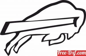 download buffalo bills Nfl  American football free ready for cut