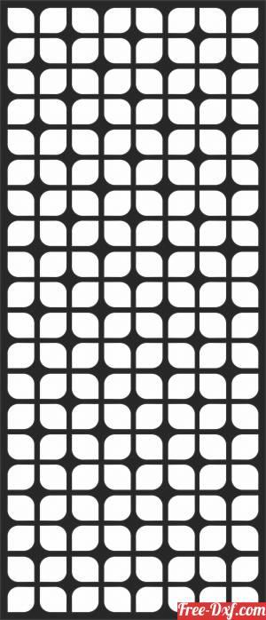 download Decorative  Pattern  DOOR SCREEN   Door screen free ready for cut
