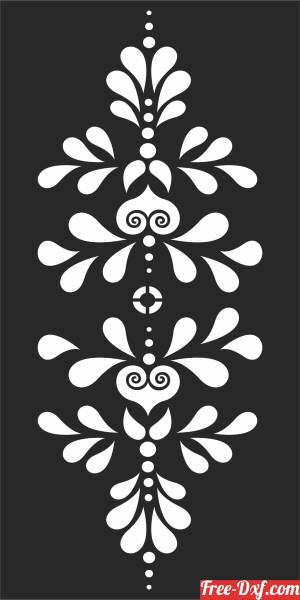 download DOOR   Screen Decorative free ready for cut
