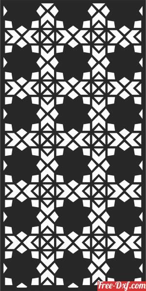 download Wall   DOOR   Screen   DOOR Pattern WALL  pattern free ready for cut