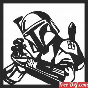 download Dark vador star wars free ready for cut