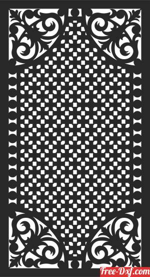 download SCREEN  wall   screen pattern   WALL free ready for cut