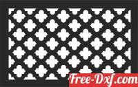 download DOOR  Pattern  wall  DECORATIVE free ready for cut